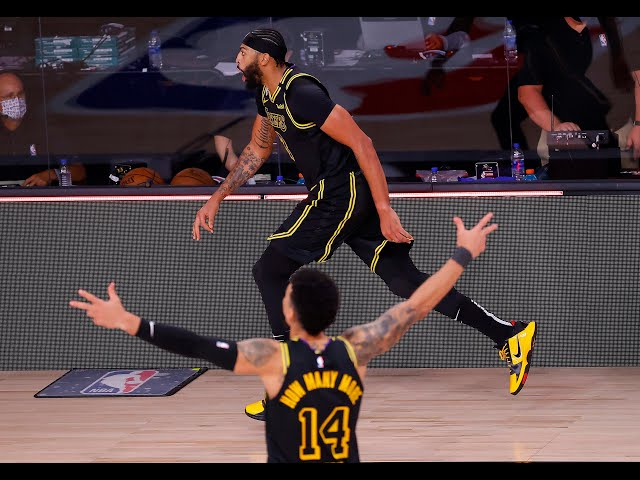 Anthony Davis Hits Game-Winning BUZZER-BEATER vs. Nuggets | Game 2 WCF