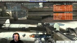 Beating Rank 98 In Cod Ghosts Snd... Again...