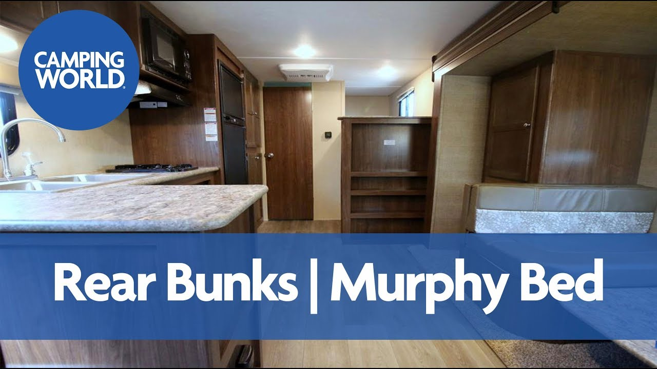 2018 Coleman 2155bh Travel Trailer Bunks Rv Review Youtube