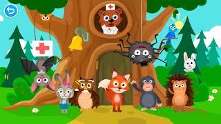 Больница. Играем в доктора для животных