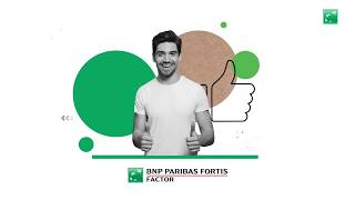 Explainer BNP Paribas Fortis uitlegvideo - Vlaamse Voice Over België Flemish voice talent
