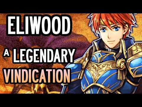 Eliwood: A Feature-Length Vindication. [Fire Emblem: Support Science #8] (Blazing Sword)