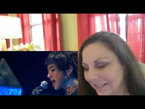 Hua Chenyu REACTION (17 Song Mash up) *song included now* oops!😶😂  Mars Concert