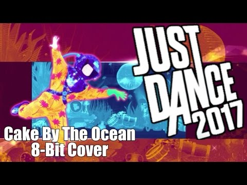 5☆ stars - Cake By The Ocean - 4 Player Gameplay - Just Dance 2017 - Wii U