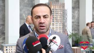 Mesut Sancak Folkart Incity'i İzmir'in merkezine konumlandırdı