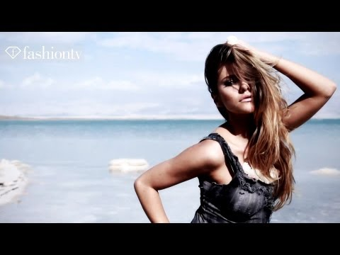Making Of FashionTV's Dead Sea Production   FashionTV