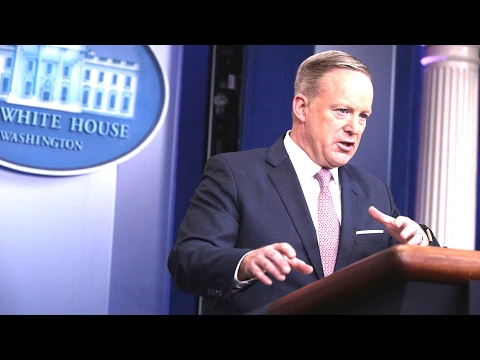 LIVE STREAM: Donald Trump Press Secretary Sean Spicer Press Briefing Conference 2/22/2017 LIVESTREAM