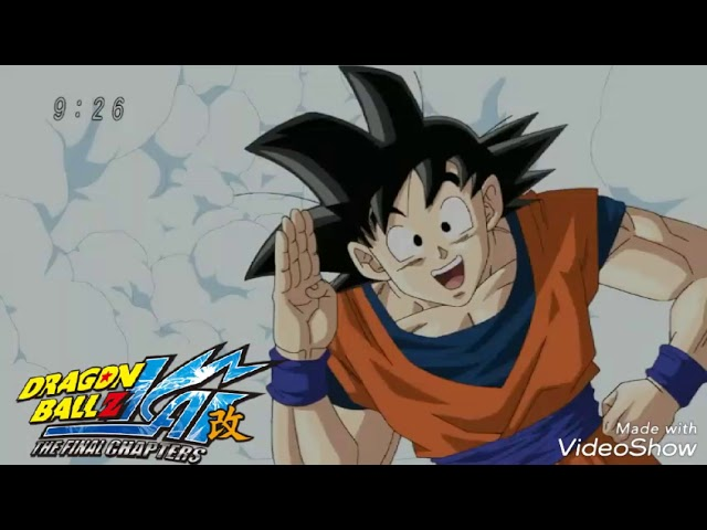 Dragon Ball z Kai Ost- Next Episode ( Never Give Up) Original Soundtrack #1