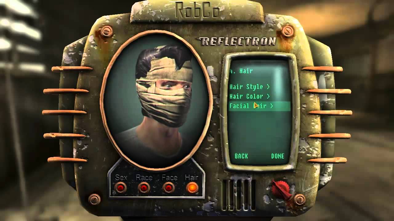 New Vegas Character Builds