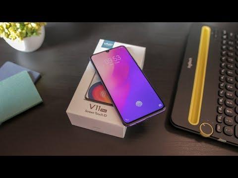 Begini dong Bikin HP Bagus!  | Nyobain Vivo V11 Pro
