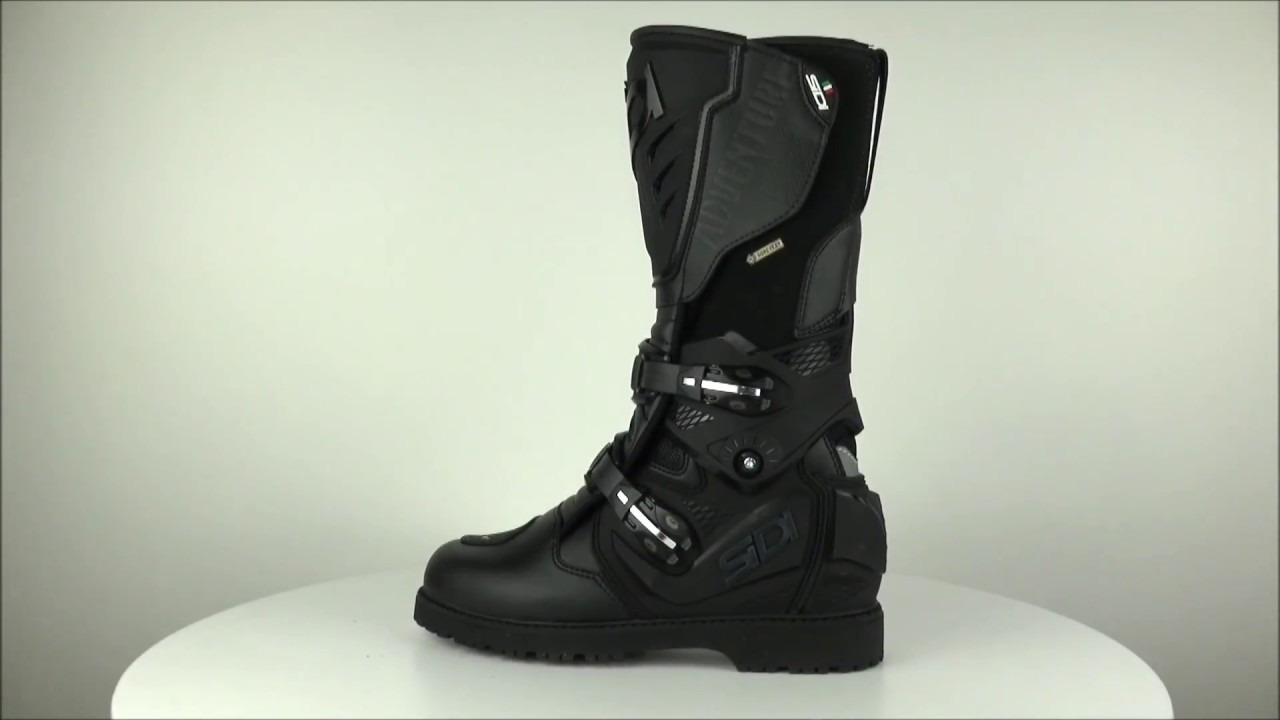 Sidi Armada GORE-TEX - YouTube