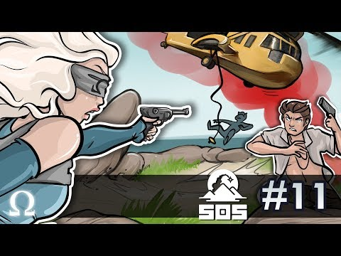 THEY NEVER SAW US COMING! | SOS The Ultimate Escape #11 Survival Multiplayer (Alpha)