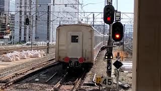 EF652096+東急5080系5182F 甲種輸送列車 立川駅発車