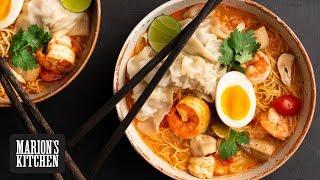 Thai Tom Yum Noodle Soup - Marion&#39s Kitchen