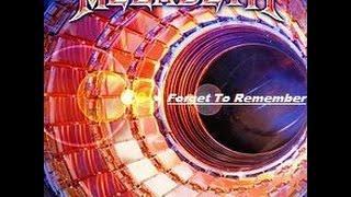 Megadeth - Super Collider - Forget To Remember