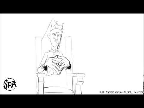 The SPA Studios | 'Klaus' Animation Supervisor, Sergio Martins: WIP animation