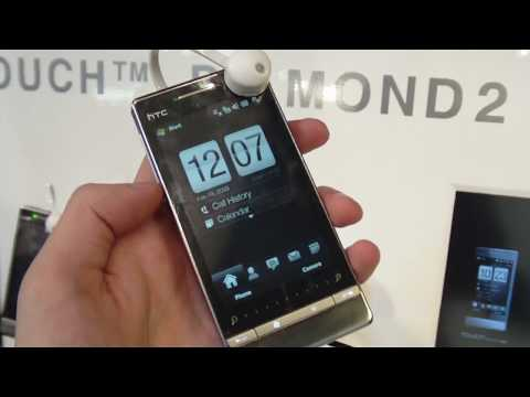 Hands-on with HTC Touch Diamond2