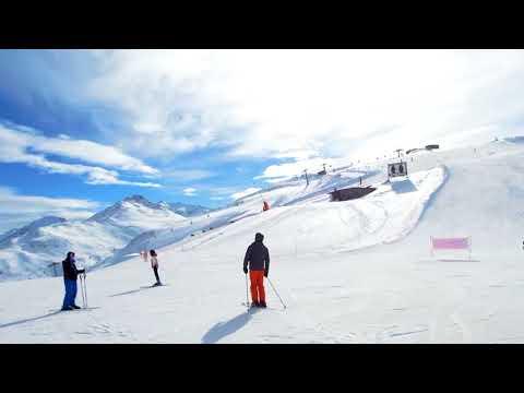 Italy Livigno Ski Resort