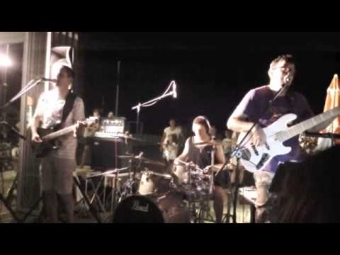 Rock Box Live at Tizian Beach Hold back the river