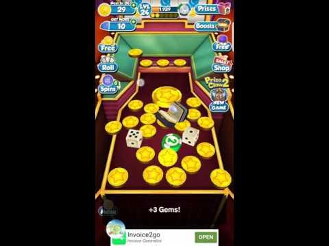 coin dozer: casino android Gameplay
