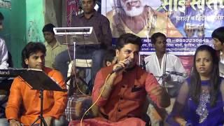 Tuch sukhkarta bappa morya re - Sagar Mansinghani. Original singer Pralhad Shinde.