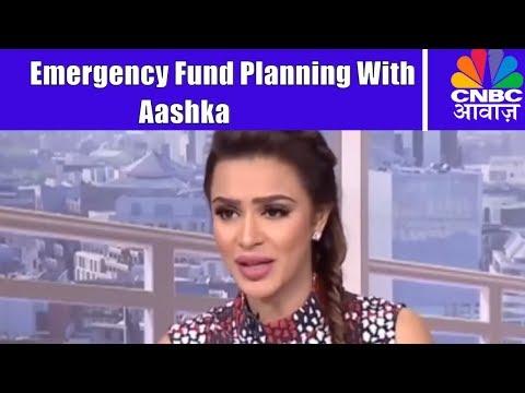 Get Rich With Aashka | Emergency Fund Planning | 18th Nov | CNBC Awaaz