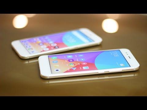 Xiaomi Mi A1 vs Mi 5X - recenzja, Mobzilla odc. 414