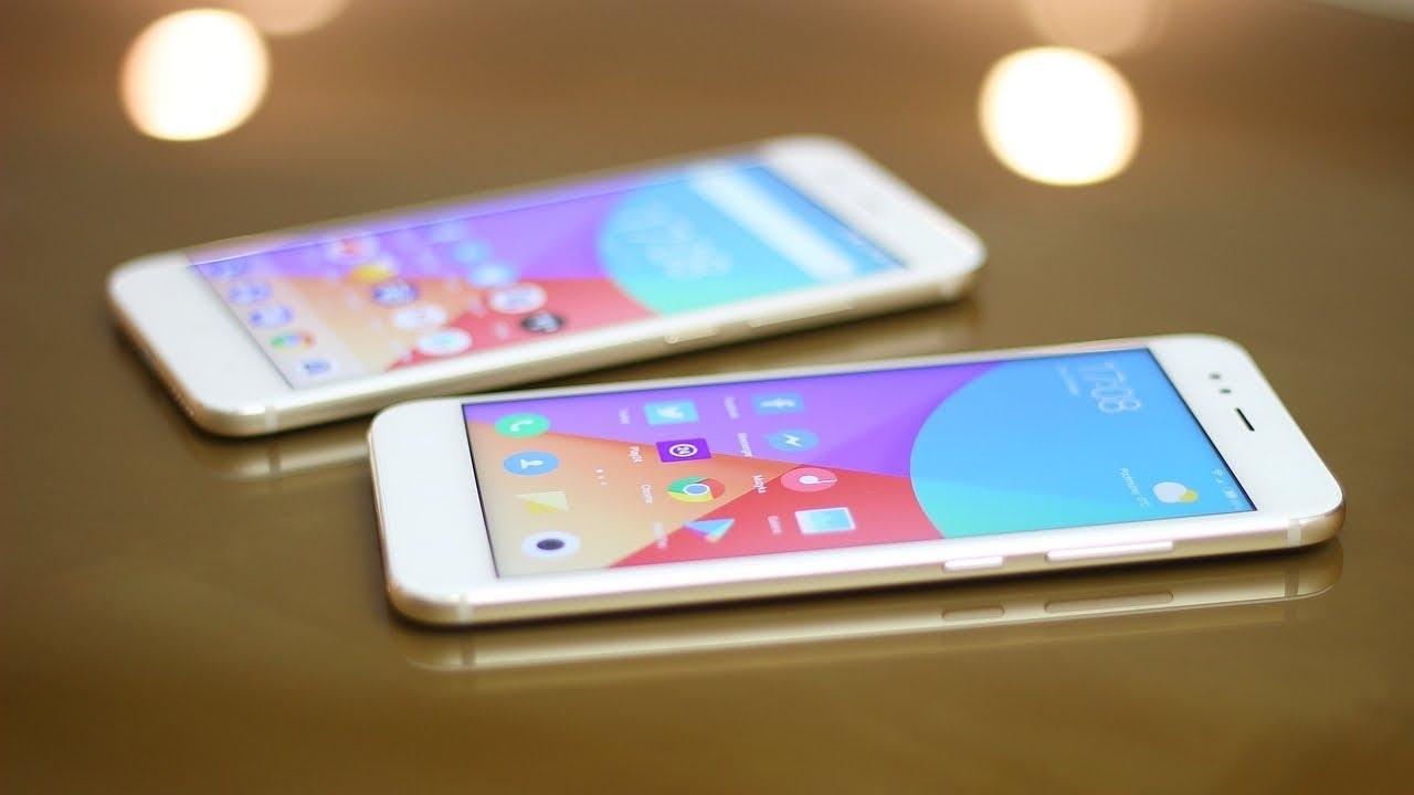Xiaomi Mi A1 vs Mi 5X – recenzja, Mobzilla odc. 414