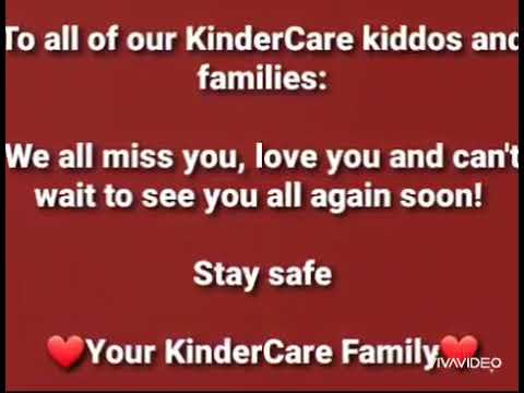East Pittsburgh KinderCare: Missing You!
