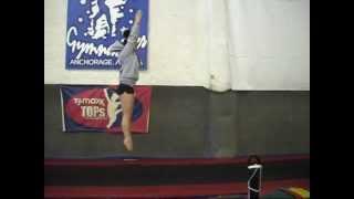 Tori - Front Twisting Step 2 of 5 (Feb 2013)