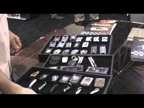 Tour of Xikar Cigar Cutters and Lighters at IPCPR