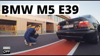 """BMW M5 e39 - """"ostatnie takie M5"""""""