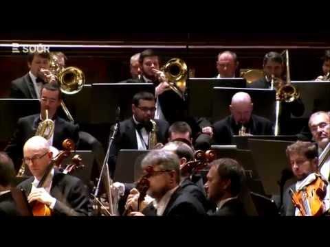 Ladislav Simon: Sanctus z Requiem za zemřelé, pro které hudba byla životem v podání SOČRu (HD)