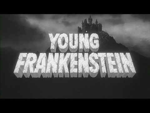 Young Frankenstein Heartwarming Trailer