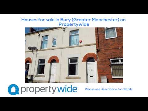 Houses for sale in Bury (Greater Manchester) on Propertywide