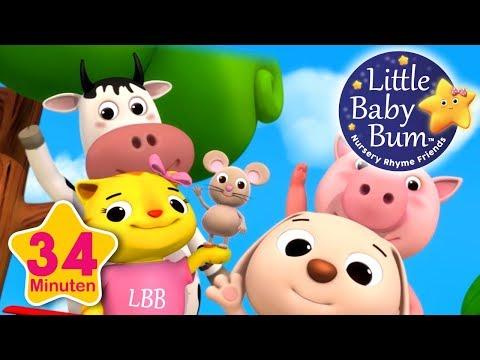 Tierlieder | Und noch viele weitere Kinderlieder | von LittleBabyBum