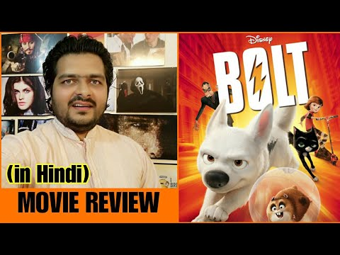 Bolt (2008) - Movie Review - YouTube