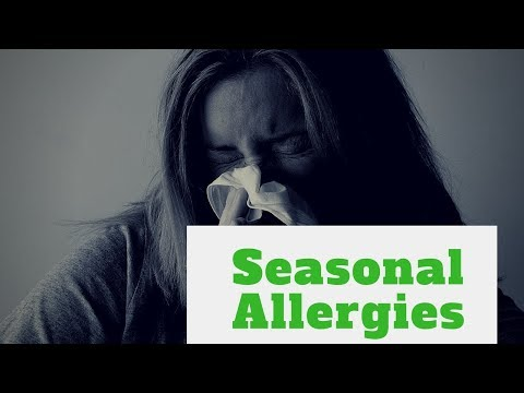 Seasonal Allergies and COPD Tips to Avoid Complications