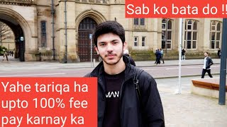 Complete Process Of Paying Your University Fee By Doing Part Time Job In UK