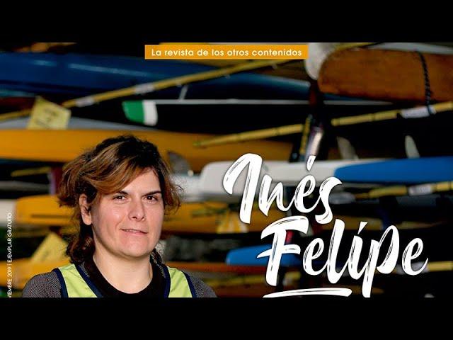 Entrevista a Inés Felipe «No limites tus retos, reta tus límites»