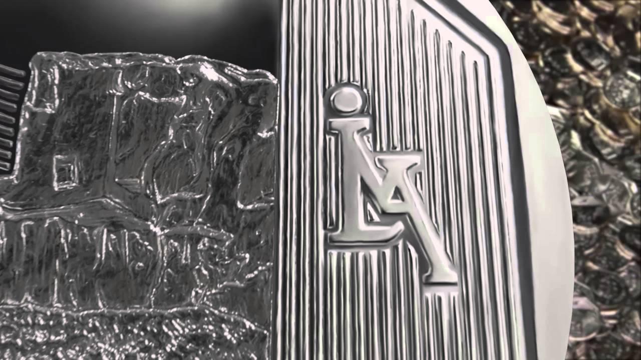 Moneda alusiva a la Zona Arqueológica Cabeza de Vaca - YouTube