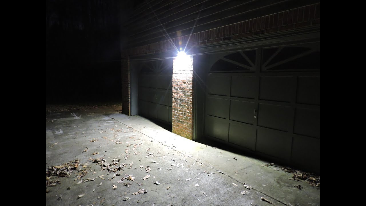 All pro led dusk to dawn security light model wp1050lpc youtube aloadofball Image collections