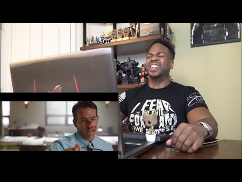 Free Guy | Official Trailer | 20th Century FOX - REACTION!
