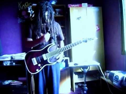 Korn -  Good god (cover guitar munky)