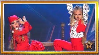 Estos NIÑOS demuestran ser PROFESIONALES del FLAMENCO | Audiciones 8 | Got Talent España 2019