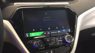 2017 Chevrolet Bolt EV- Personal Assistant