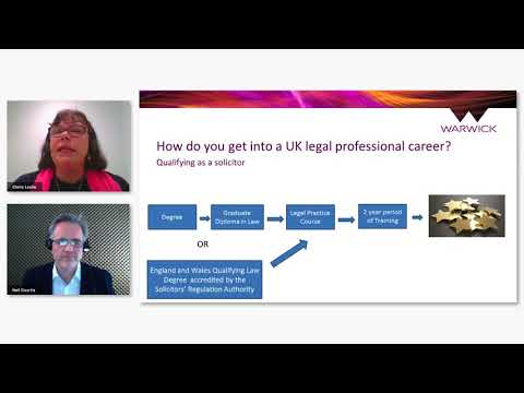 Finding Work In The UK After Studying Law