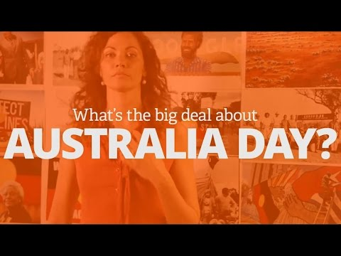 What's the big deal about Australia Day / January 26th?