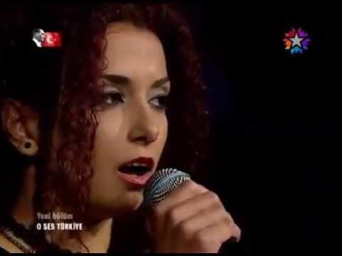 Kübra - Aşk O ses Türkiye