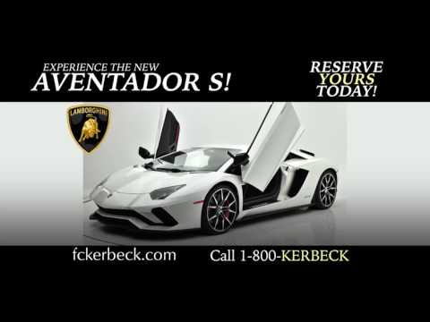 Lamborghini Car Dealer Featuring Lease Payments On The Huracan!